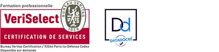 AFPS - Certificat VeriSelect Datadock